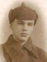 Брат Віктор – солдат Радянської армії