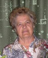 Оксана Хращевська у віці 80 років
